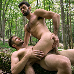 CockyBoys: Colby Keller Fucks Tegan Zayne