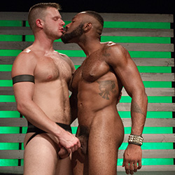 Falcon Studios: Brian Bonds and Noah Donovan