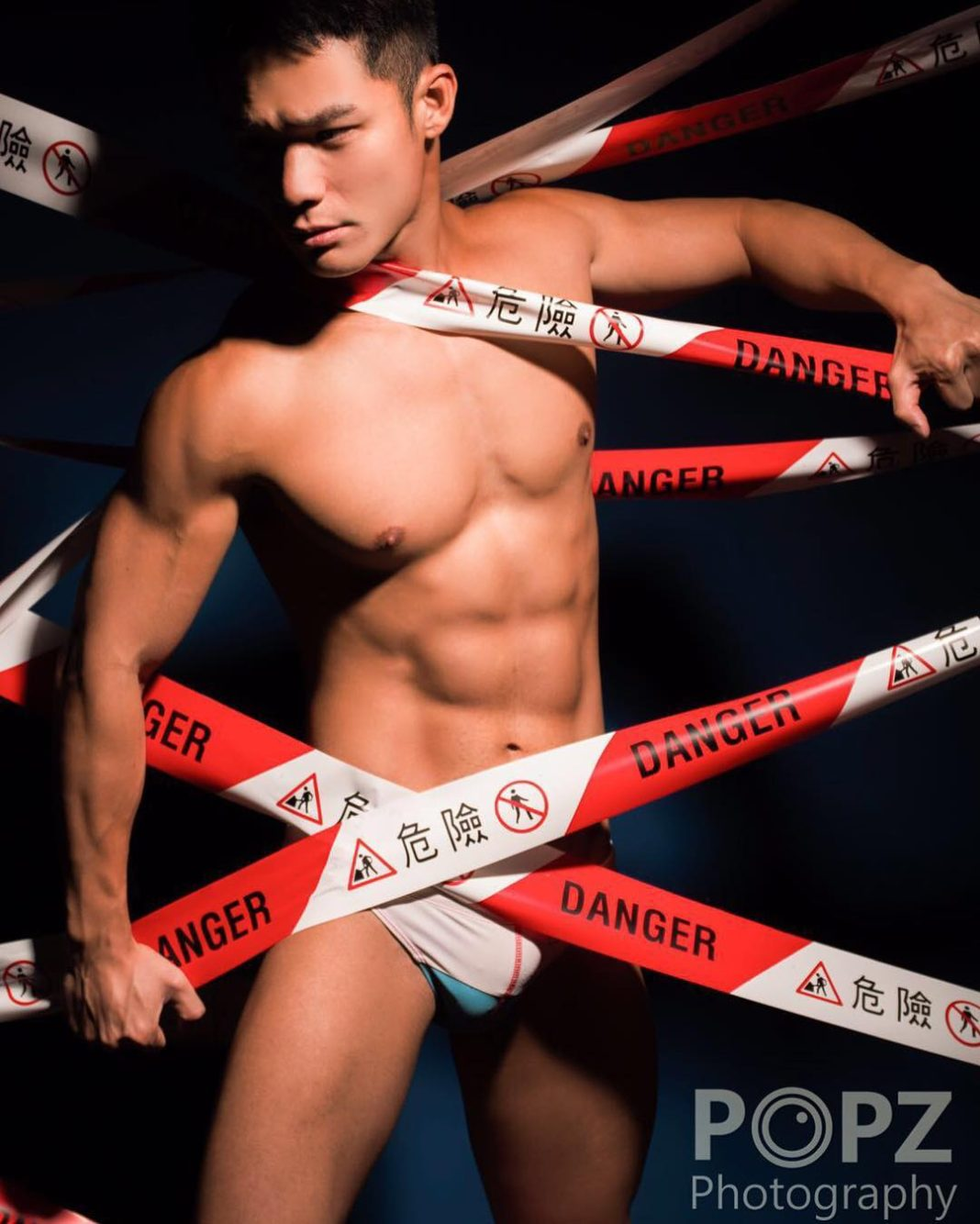 from Matias hunky gay model