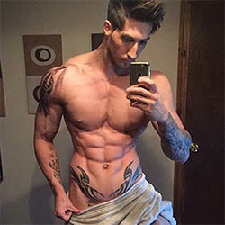 QC Crush: Meet Fitness Model Daniel-James And His Bootylicious Workout Routine!
