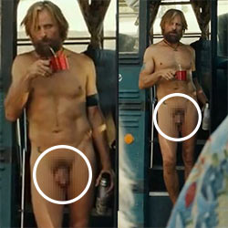 "Viggo Mortensen Has A ""Fantastic"" Cock – The Danish-American Actor Went Full-Frontal In His Latest Movie ""Captain Fantastic"""