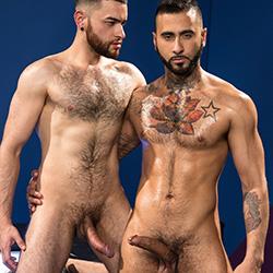 Raging Stallion: Rikk York and Hugo Diaz