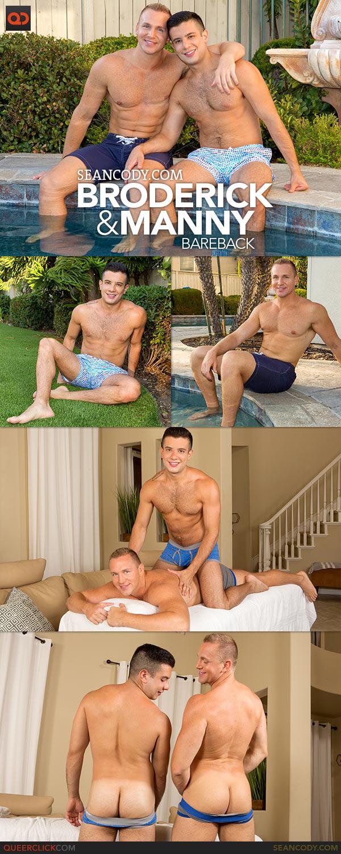 Sean Cody: Broderick and Manny Bareback