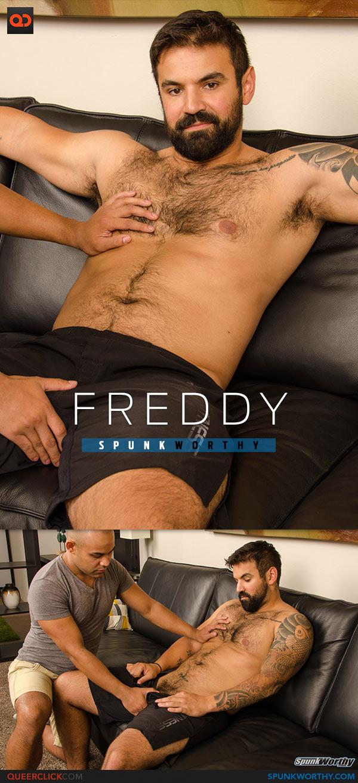 SpunkWorthy: Freddy - Serviced