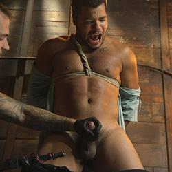 Kink Men: Jordan Boss at 30 Minutes of Torment, and Kaden Alexander and Christian Wilde at Bound Gods