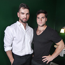 Men.com: Aspen and Lucky Daniels