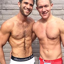 Gayhoopla: Cole Money and Jason Keys