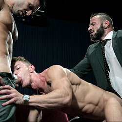 MenAtPlay: CineX Finale – Darius Ferdynand, Flex and Antonio Miracle