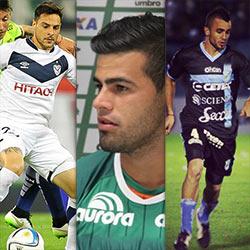 Argentine Football Players Leandro Desábato, Cristian Chimino And Diego Martin Alaniz Cocks Exposed – Bonus: Part Two Of Lautaro Geminiani And His Trouser Snake!