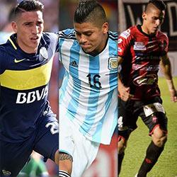 Argentine Football Players Marcos Rojo, Ricardo Centurión And Lautaro Geminiani Nude Photos Leak!