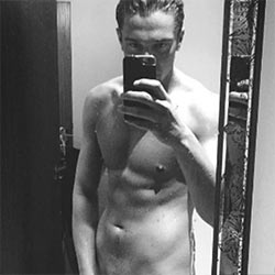 Lewis Bloor Can't Keep His Cock In His Pants – The Former Celebrity Big Brother Star Snapchatted His Big Dong!