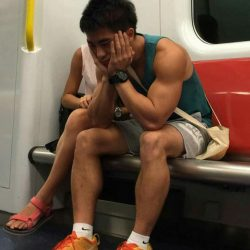 Street Crush on HK Metro
