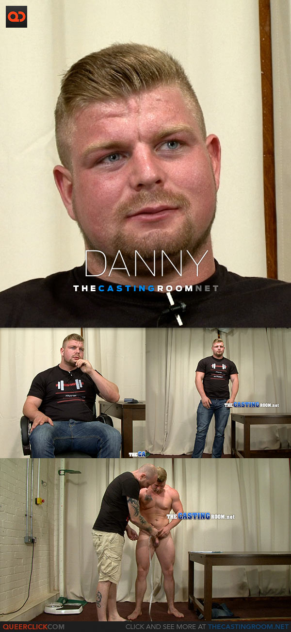 The Casting Room: Danny