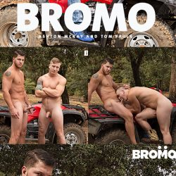 Bromo: Ashton McKay and Tom Faulk