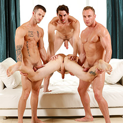 Next Door World: Johnny Riley and Quentin Gainz, Jack Hunter and Jacob Durham