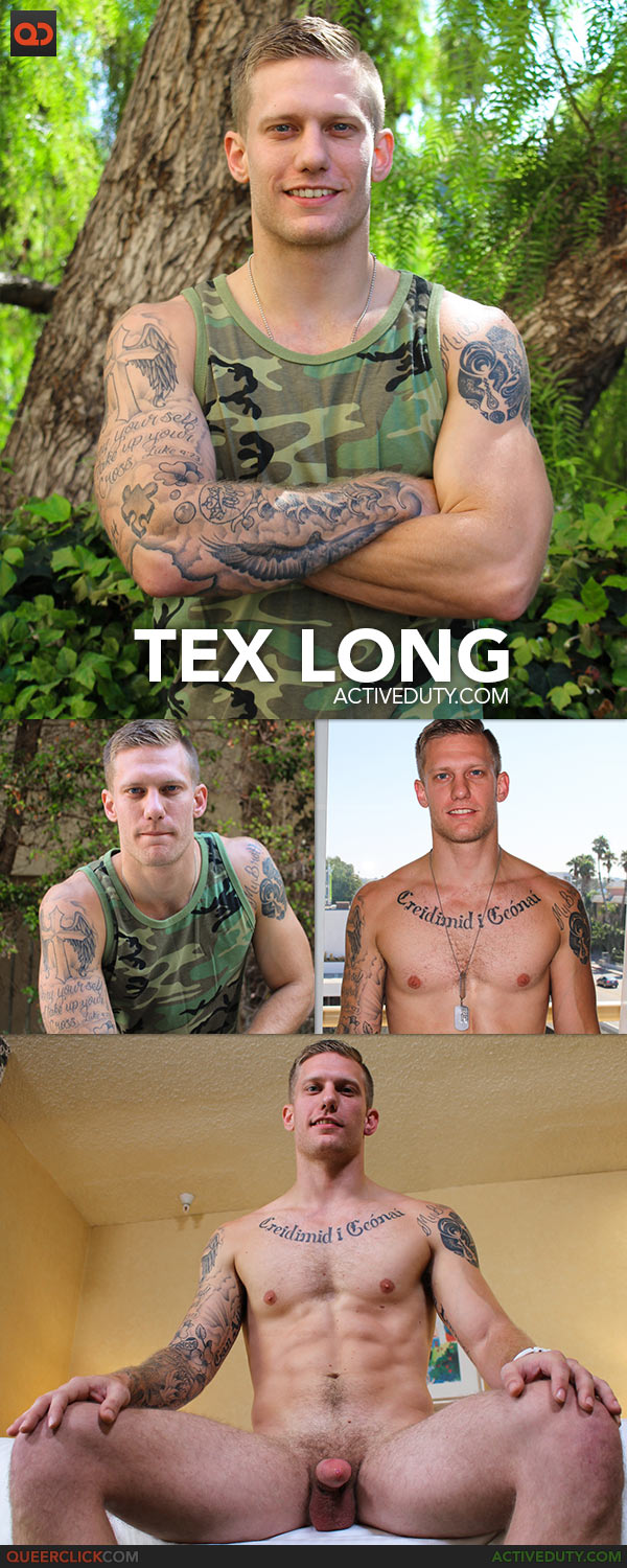 Active Duty: Tex Long