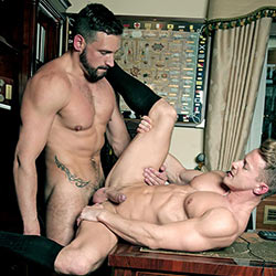 MenAtPlay: Beg and Steal – Darius Ferdynand and Enzo Rimenez