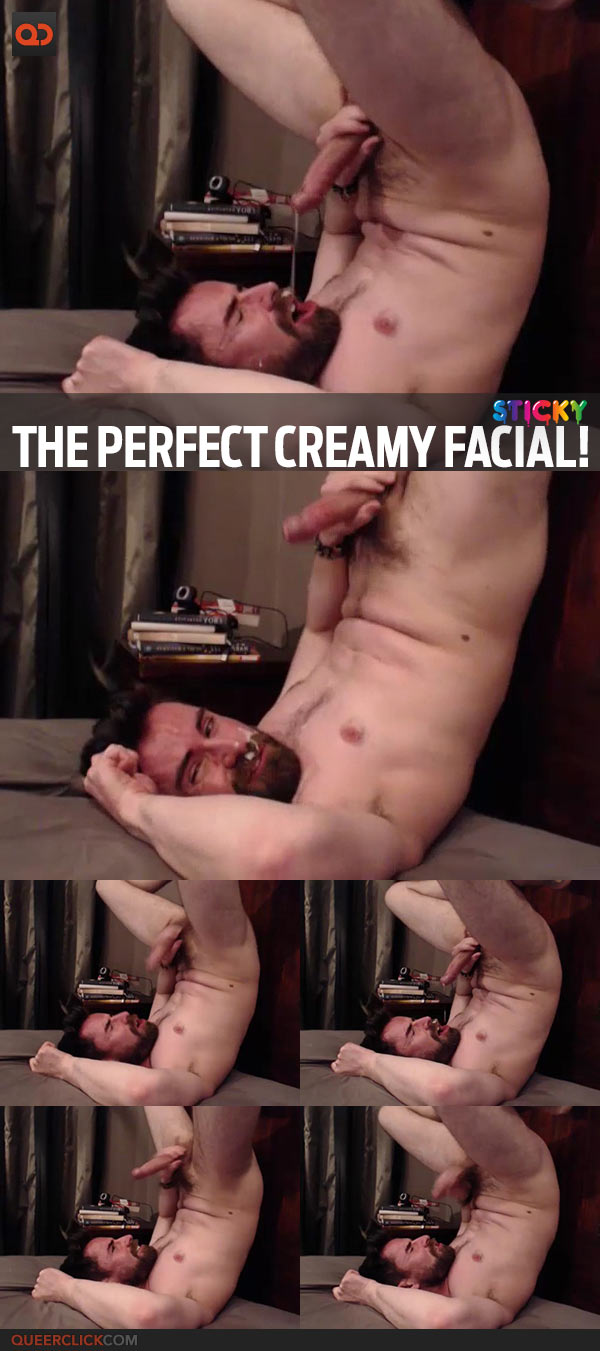 The Perfect Creamy Facial!