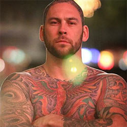 Zane Pittman, Hunger Games And Furious 7 Actor And Stuntman, Exposed Cock!