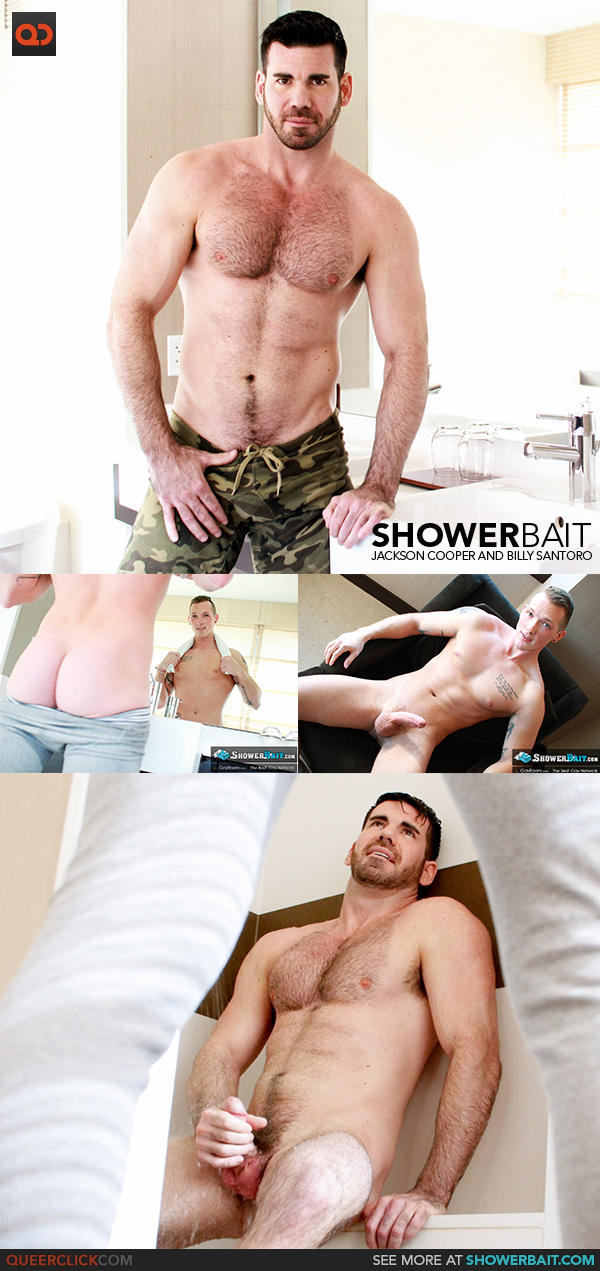 image Billy santoro seduces hunky straight masseur