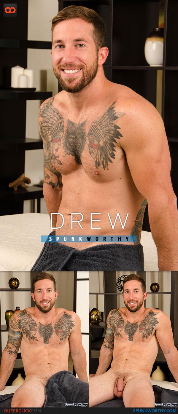 SpunkWorthy: Drew's Massage