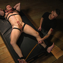 Kink Men: 30 Minutes of Torment with Brian Bonds and Jackson Fillmore and Jessie Colter at Bound Gods