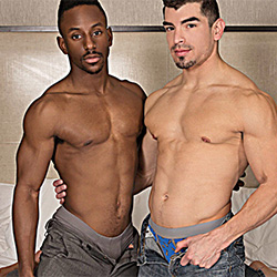 Bromo: Liam Cyber and Jeremy Spreadums