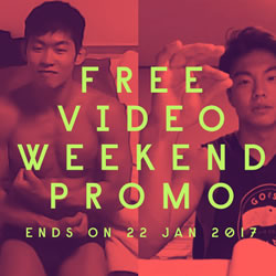 Free Video Promo Weekend On Sticky