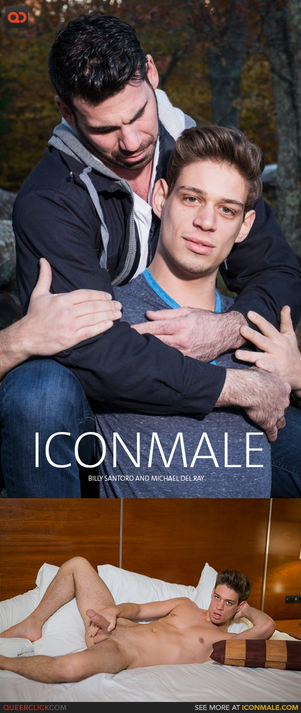 IconMale: Billy Santoro and Michael Del Ray