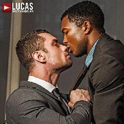 Lucas Entertainment: Sean Xavier and Stas Landon Flip Fuck – Bareback