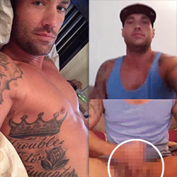 Calum Best Faces Controversy Again After An Alleged Skype Call Leak!