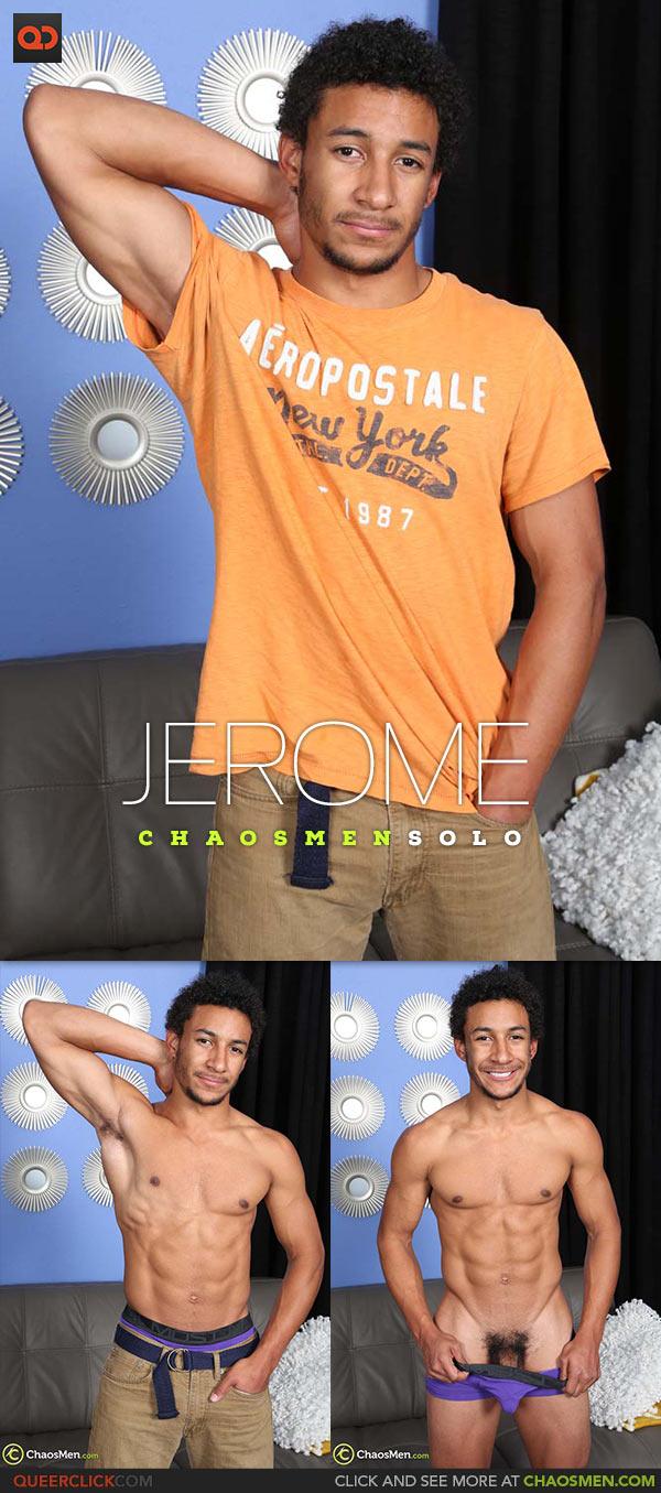 ChaosMen: Jerome