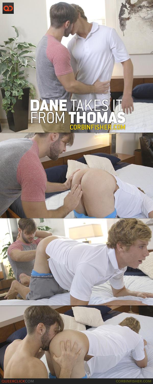 Corbin Fisher: Dane Takes It From Thomas