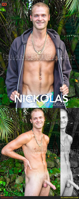 Island Studs: Nickolas (2)