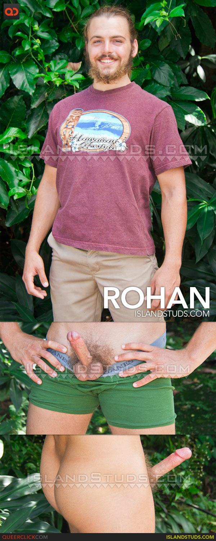 Island Studs: Rohan