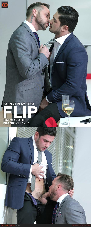 MenAtPlay: Flip - Dato Foland and Frank Valencia