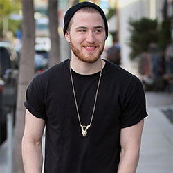 Mike Posner, American Singer-Songwriter, Alleged Naked Photo Hits!