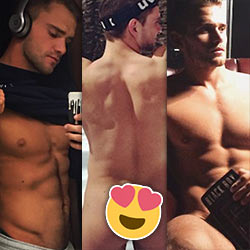 QC Crush: Meet Keegan Whicker – This Engineer And IG Model Arrived Just In Time For Valentine's Day!