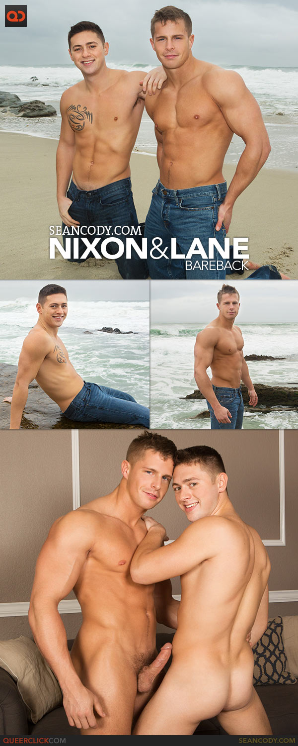 Sean Cody: Nixon and Lane Bareback