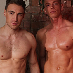 UK Naked Men: Kayden Gray & Billy Rock