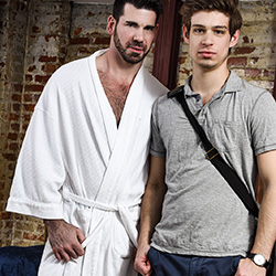 Men.com: Billy Santoro and Michael DelRay