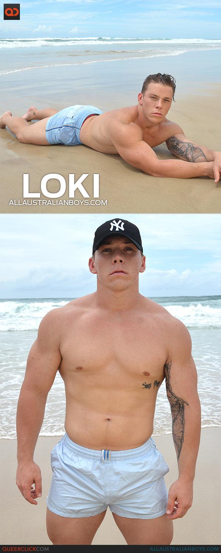All Australian Boys: Loki