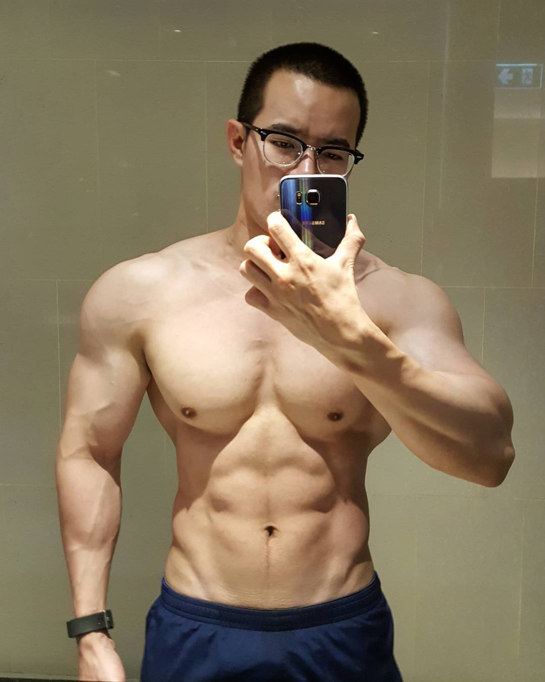 Hunter bryce fitness hottie 2
