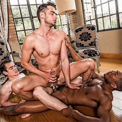 Lucas Entertainment: Sean Xavier and John Bae DP Damon Heart – Bareback