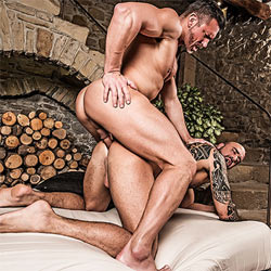 Lucas Entertainment: Tomas Brand Fucks Boyfriend Angelo Di Luca – Bareback
