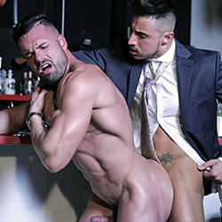 MenAtPlay: Face Off – Klein Kerr and Gabriel Lunna