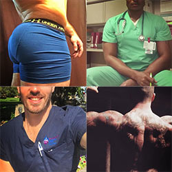 Seven Sexy Male Nurses From Instagram That You Need To Follow – Part 2!