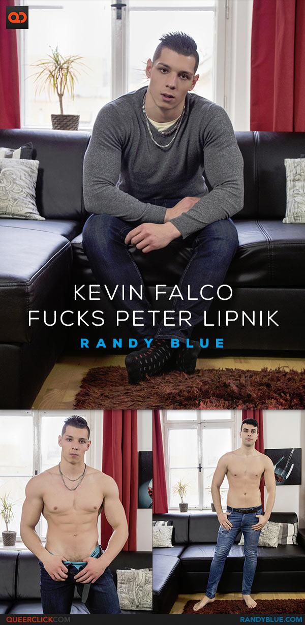 Randy Blue: Kevin Falco Fucks Peter Lipnik