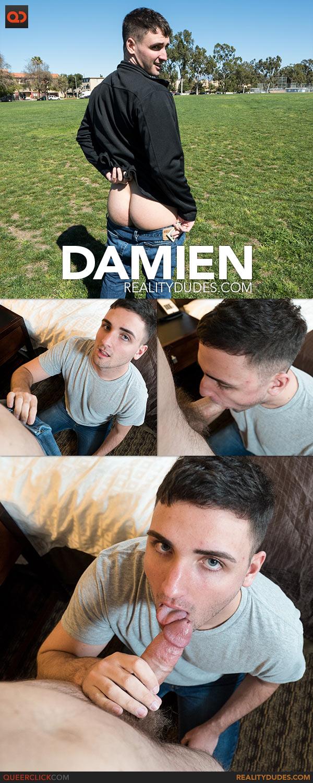 Reality Dudes: Damien