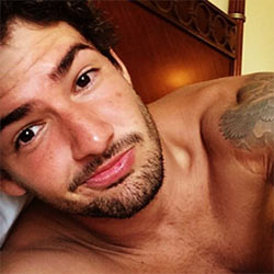 Alexandre Pato, Brazilian Pro Football Player, Alleged Dick Pics Hit!